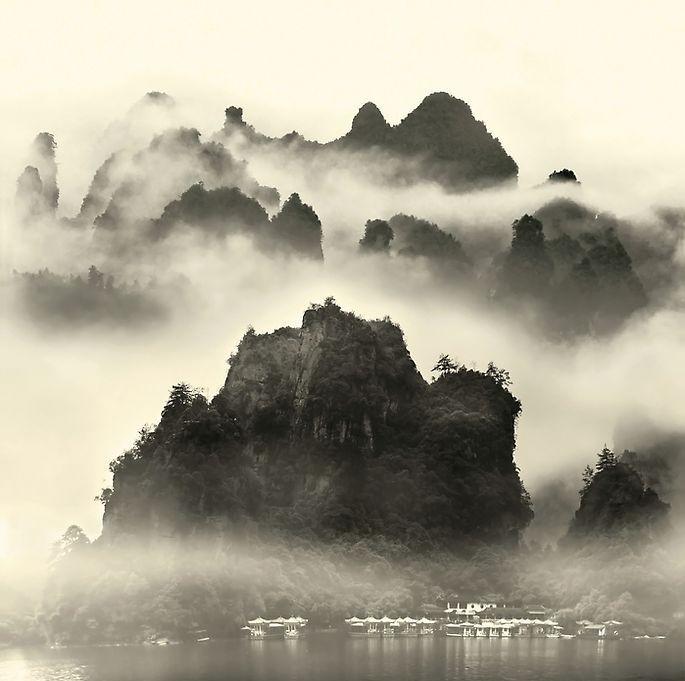 美国摄影师镜头下的美丽中国